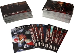 STAR WARS -  SERIE TOPPS CHROME (100 CARTES)