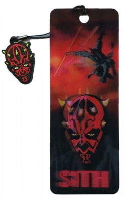 STAR WARS -  SIGNET 3D DE DARTH MAUL
