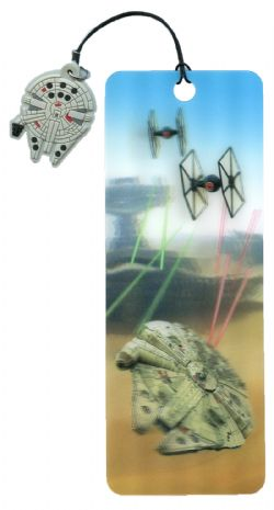 STAR WARS -  SIGNET 3D DE JAKKU