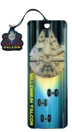 STAR WARS -  SIGNET 3D DU FAUCON MILLENIUM