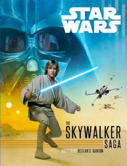 STAR WARS -  SKYWALKER SAGA HC