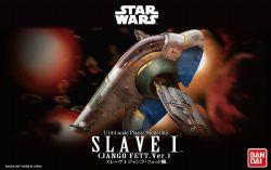 STAR WARS -  SLAVE 1 À L'ÉCHELLE 1/144 (VER. JANGO FETT) (MOYEN)