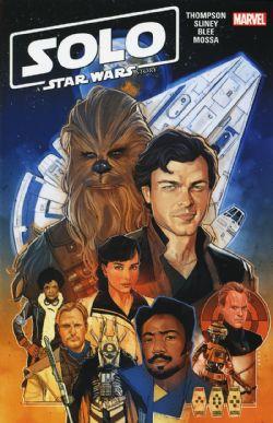 STAR WARS -  SOLO: A STAR WARS STORY ADAPTATION TP