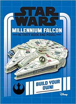 STAR WARS -  STAR WARS BUILD YOUR OWN MILLENNIUM FALCON HC