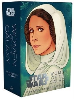 STAR WARS -  STAR WARS: WOMEN OF THE GALAXY 100 POSTCARDS