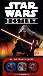 STAR WARS -  STARTER KYLO REN (FRANCAIS) -  STAR WARS DESTINY