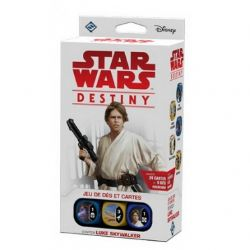 STAR WARS -  STARTER LUKE SKYWALKER (FRANÇAIS) -  STAR WARS DESTINY