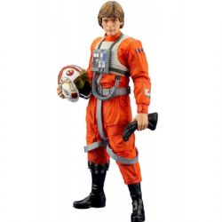 STAR WARS -  STATUE ARTFX DE PILOT X-WING LUKE SKYWALKER (15CM)