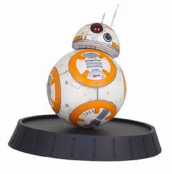 STAR WARS -  STATUE DE BB-8 (15CM) -  FORCE AWAKENS MILESTONES COLLECTION!