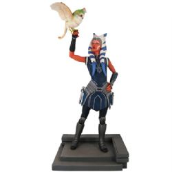 STAR WARS -  STATUETTE AHSOKA TANO (ÉCHELLE 1/7) -  STAR WARS REBELS