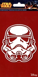 STAR WARS -  STORMTROOPER - AUTOCOLLANT