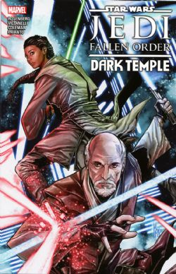 STAR WARS -  THE DARK TEMPLE TP -  JEDI FALLEN ORDER