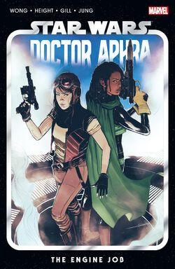 STAR WARS -  THE ENGINE JOB TP -  DOCTOR APHRA 02