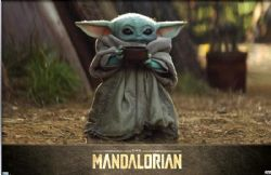 STAR WARS THE MANDALORIAN -  AFFICHE