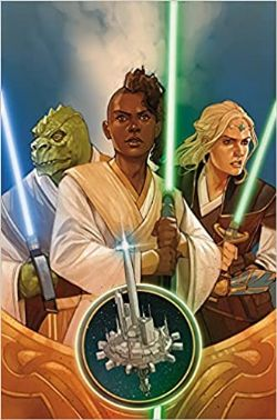 STAR WARS -  THERE IS NO FEAR TP -  HIGH REPUBLIC 01
