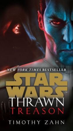 STAR WARS -  THRAWN : TREASON (FORMAT DE POCHE)
