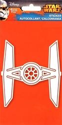 STAR WARS -  TIE FIGHTER - AUTOCOLLANT