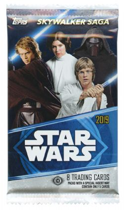 STAR WARS -  TOPPS 2019 SKYWALKER SAGA (P8/B24)