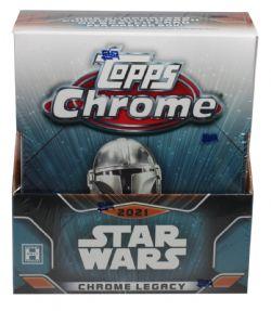 STAR WARS -  TOPPS CHROME LEGACY 2021 (P5/B6)