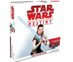STAR WARS -  TWO PLAYER GAME (ENGLISH) -  STAR WARS DESTINY