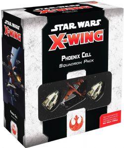 STAR WARS : X-WING 2.0 -  CELLULE PHOENIX (FRANÇAIS)