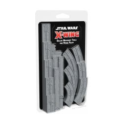 STAR WARS : X-WING 2.0 -  DELUXE MOVEMENT TOOLS & RANGE RULER (ANGLAIS)