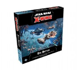 STAR WARS : X-WING 2.0 -  EPIC BATTLES (ANGLAIS)