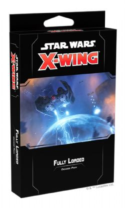 STAR WARS : X-WING 2.0 -  FULLY LOADED (ANGLAIS)