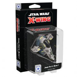 STAR WARS : X-WING 2.0 -  JANGO FETT'S SLAVE I (ANGLAIS)