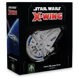 STAR WARS : X-WING 2.0 -  MILLENIUM FALCON (ANGLAIS)