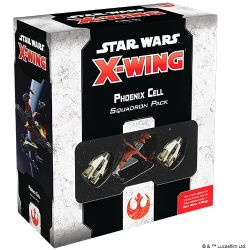 STAR WARS : X-WING 2.0 -  PHOENIX CELL (ANGLAIS)