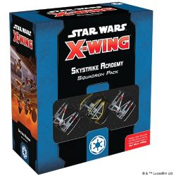 STAR WARS : X-WING 2.0 -  SKYSTRIKE ACADEMY (ANGLAIS)