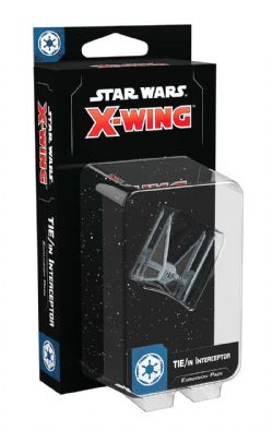STAR WARS : X-WING 2.0 -  TIE/IN INTERCEPTOR (ANGLAIS)