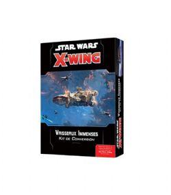 STAR WARS : X-WING 2.0 -  VAISSEAUX IMMENSES - KIT DE CONVERSION (FRANÇAIS)