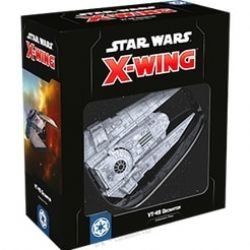 STAR WARS : X-WING 2.0 -  VT-49 DECIMATOR (ANGLAIS)
