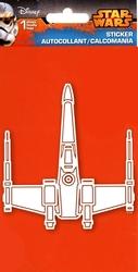 STAR WARS -  X WING - AUTOCOLLANT