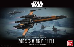 STAR WARS -  X-WING DE POE À L'ÉCHELLE 1/72 (MOYEN) -  STAR WARS