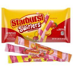 STARBURST -  SWIRLERS CHEWY STICKS (84.0G)