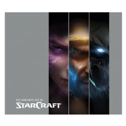 STARCRAFT -  L'ART CINÉMATIQUE DE STARCRAFT (V.O.A.)