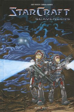 STARCRAFT -  SCAVENGERS (V.F.)