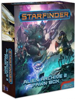 STARFINDER -  ALIEN ARCHIVE 2 - PAWN BOX (ANGLAIS)