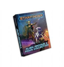 STARFINDER -  ALIEN ARCHIVE 3 PAWN COLLECTION (ANGLAIS)