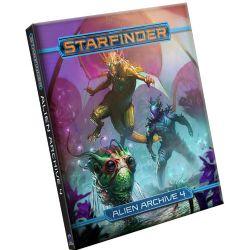 STARFINDER -  ALIEN ARCHIVE 4 (ANGLAIS)