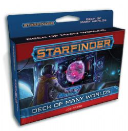 STARFINDER -  DECK OF MANY WORLDS (ANGLAIS)
