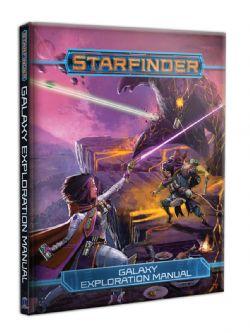 STARFINDER -  GALAXY EXPLORATION MANUAL (ANGLAIS)