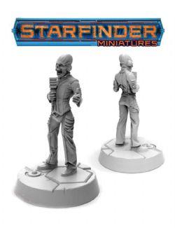 STARFINDER MINIATURES -  ZO!
