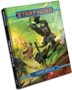 STARFINDER -  NEAR SPACE (ANGLAIS)