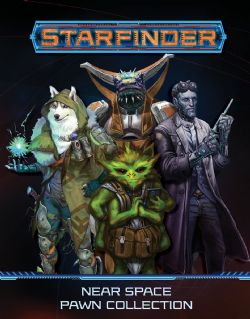 STARFINDER -  NEAR SPACE PAWN COLLECTION (ANGLAIS)