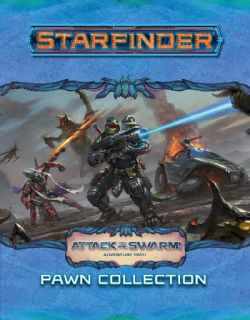 STARFINDER -  PAWN COLLECTION (ANGLAIS) -  ATTACK OF THE SWARM