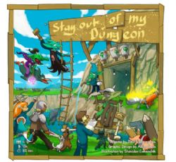 STAY OUT OF MY DUNGEON (ANGLAIS)